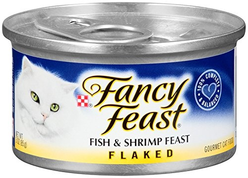 Purina Fancy Feast Flaked Gourmet Wet Cat Food