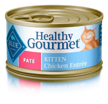 Blue Buffalo BLUE Healthy Gourmet Wet Cat Food