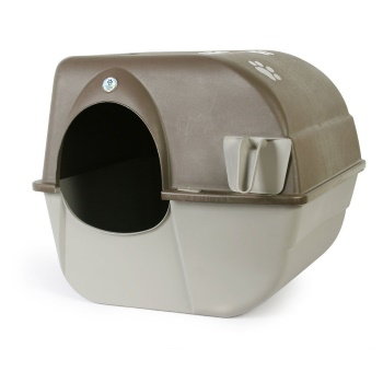 Omega Paw Roll'N Clean Cat Litter Box