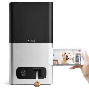 Petcube Bites Pet Camera with Treat Dispenser