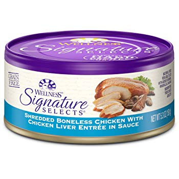 Wellness Signature Selects Natural Canned Grain Free