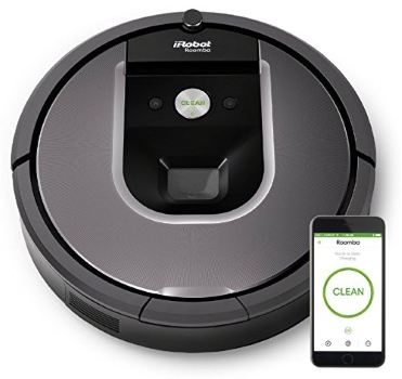 iRobot Vacuuming Robot Roomba 960