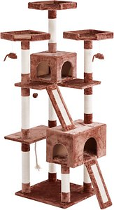 Up to 25% off of select Frisco cat trees.