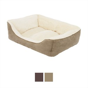 Keep your cat cozy and warm with up to 25% savings on select Frisco cat beds.
