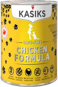 KASIKS Cage-Free Chicken Formula Grain-Free Canned Cat Food
