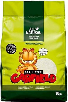 Garfield Cat Litter Tiny Grains