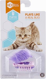 Hexbug Nano Robotic Cat Toy