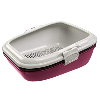 Ferplast Birba Cat Litter Tray