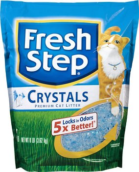 Fresh Step Crystals Cat Litter