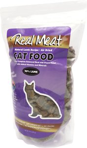 The Real Meat Company 90% Lamb Grain-Free Air-Dried Cat Food