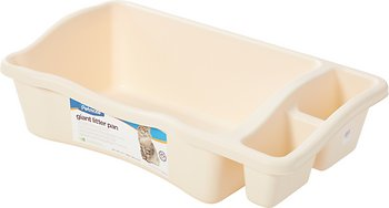 Petmate Giant Litter Pan with Microban