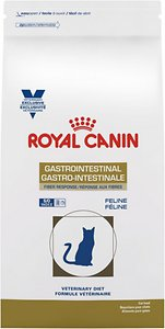 Royal Canin Veterinary Diet Gastrointestinal Fiber Response Dry Cat Food