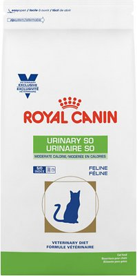 Royal Canin Veterinary Diet Urinary SO Moderate Calorie Dry Cat Food Review