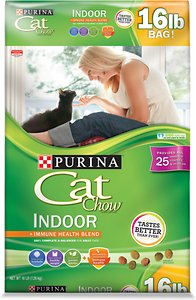 Cat Chow Indoor Dry Cat Food
