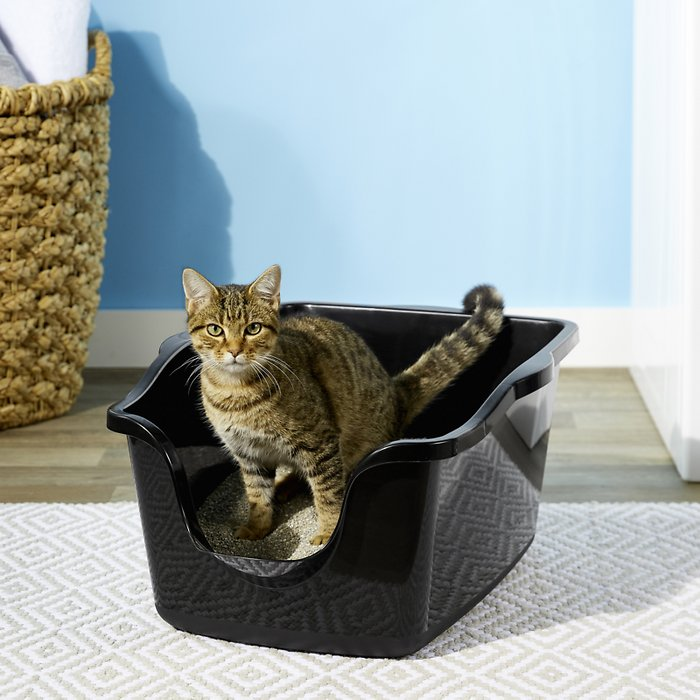 Nature's Miracle Just For Cats Advanced High Sided Cat Litter Box