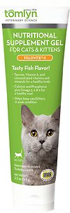 Tomlyn Felovite II Nutritional Gel Cat & Kitten Supplement, 2.5-oz tube