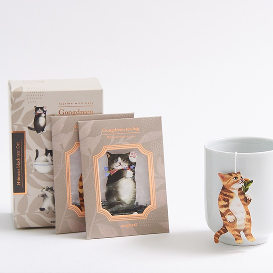 gongdreen cat tea bag 11550x550
