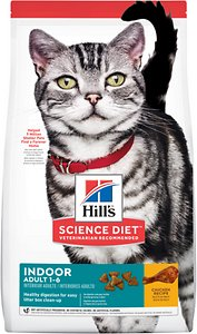 Hills Science Diet Adult Indoor Chicken Recipe Dry Cat Food