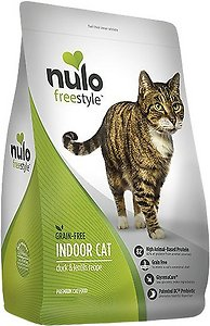 Nulo Freestyle Duck & Lentils Grain-Free Indoor Dry Cat Food