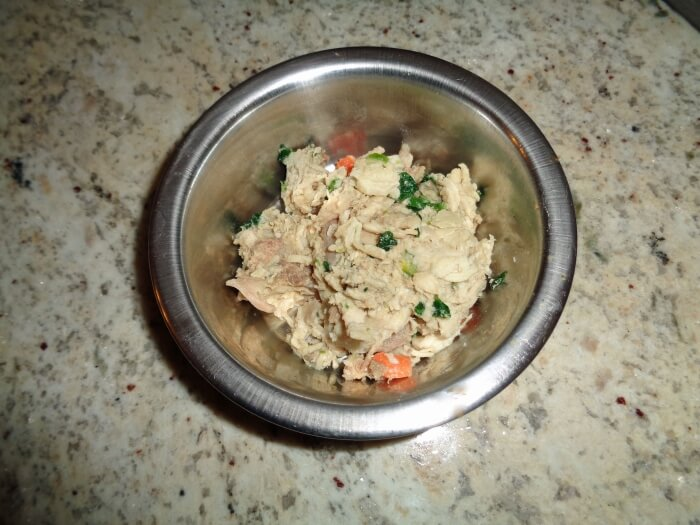 nomnomnow cat food chicken recipe image