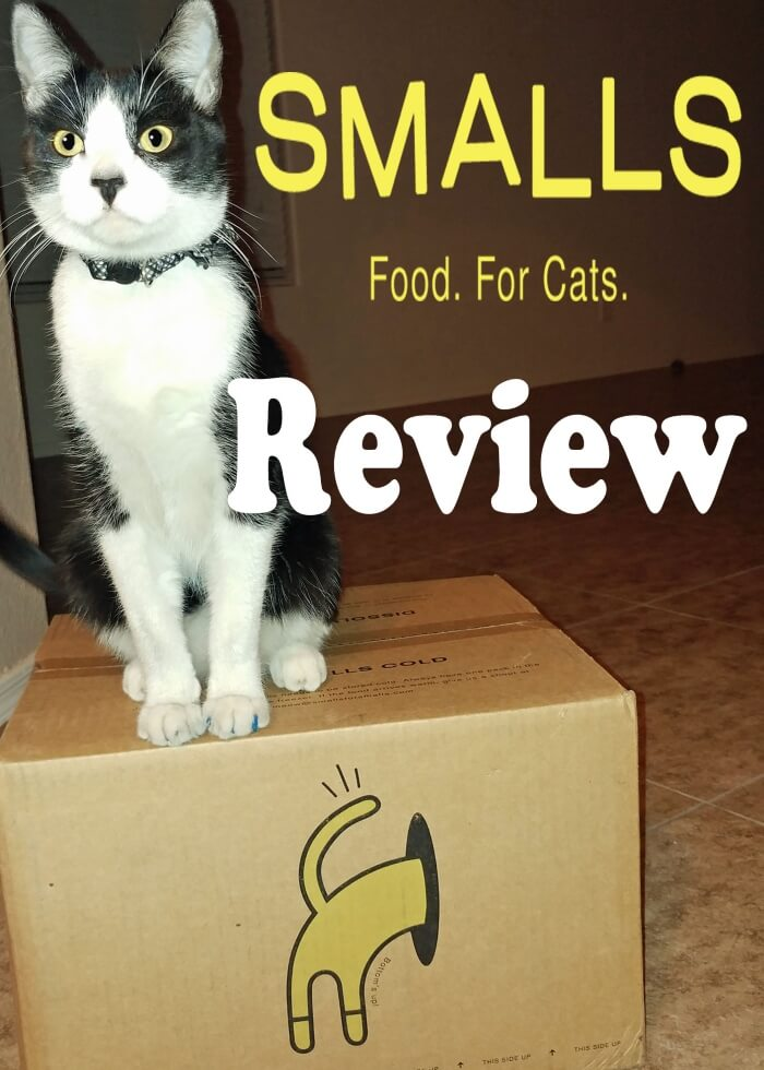 Unbiased Smalls Cat Food Review 2019 - We're All About Cats