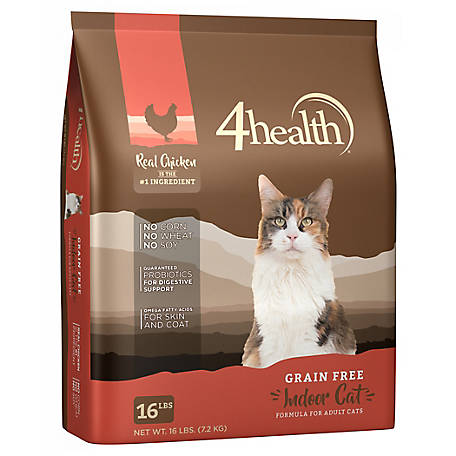 4health Grain Free Indoor Adult Cat Food