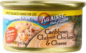 Against the Grain Caribbean Club with Chicken & Cheese Dinner Review