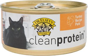 Dr. Elsey's cleanprotein Turkey Formula Grain-Free Canned Cat Food