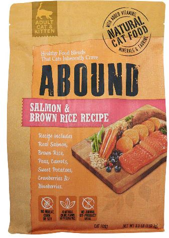 Abound Salmon & Brown Rice Recipe Review