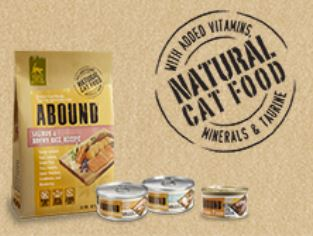 abound cat food
