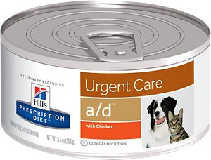 Hill's Prescription Diet a-d Urgent Care