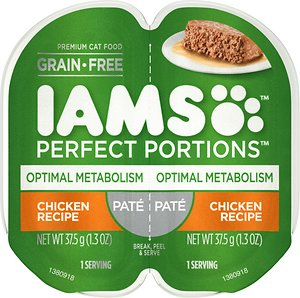 Iams Perfect Portions Optimal Metabolism Chicken Recipe