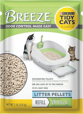 Tidy Cats Breeze Cat Litter Pellets
