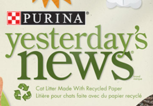 Yesterday's News Cat Litter Review