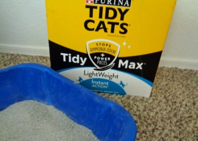 Tidy Max Cat Litter Review