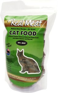The Real Meat Company 90% Beef Grain-Free Air-Dried Cat Food