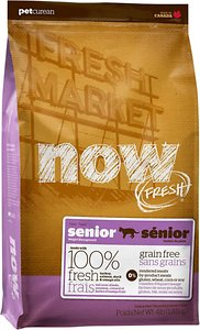 Now Fresh Grain-Free Senior Weight Management Recipe Dry Cat Food