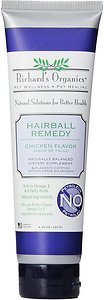 Richard's Organics Chicken Flavor Hairball Remedy