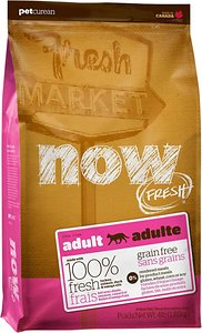 Now Fresh Grain-Free Adult Recipe Dry Cat Food