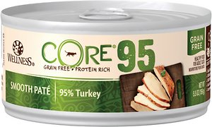 Wellness CORE 95% Turkey Grain-Free Canned Cat Food