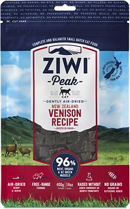 Ziwi Peak Air-Dried Venison Cat Food