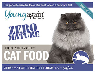 Young Again Zero Mature Health Formula