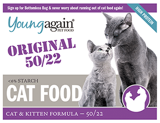 Young Again Original 50/22 Cat & Kitten Formula