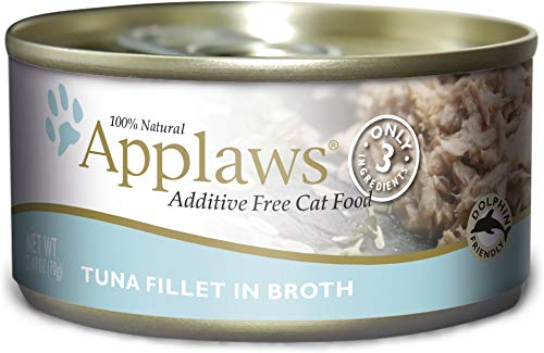 Applaws Tuna Fillet in Broth Review