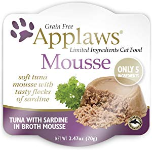Applaws Tuna and Sardine Mousse