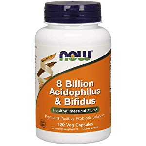 NOW Acidophilus 8 Billion