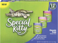 Special Kitty Classic Pate Variety Pack