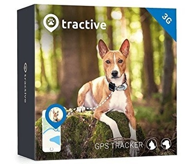 Tractive 3G GPS Dog Tracker