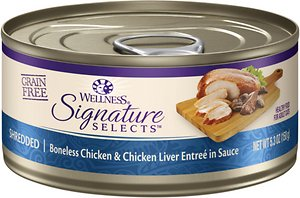 Wellness CORE Signature Selects Shredded Boneless Chicken & Chicken Liver