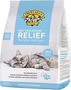Dr. Elsey's Precious Cat Respiratory Relief Cat Litter